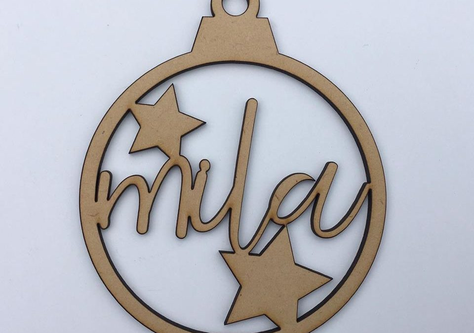 Personalised | Christmas Bauble