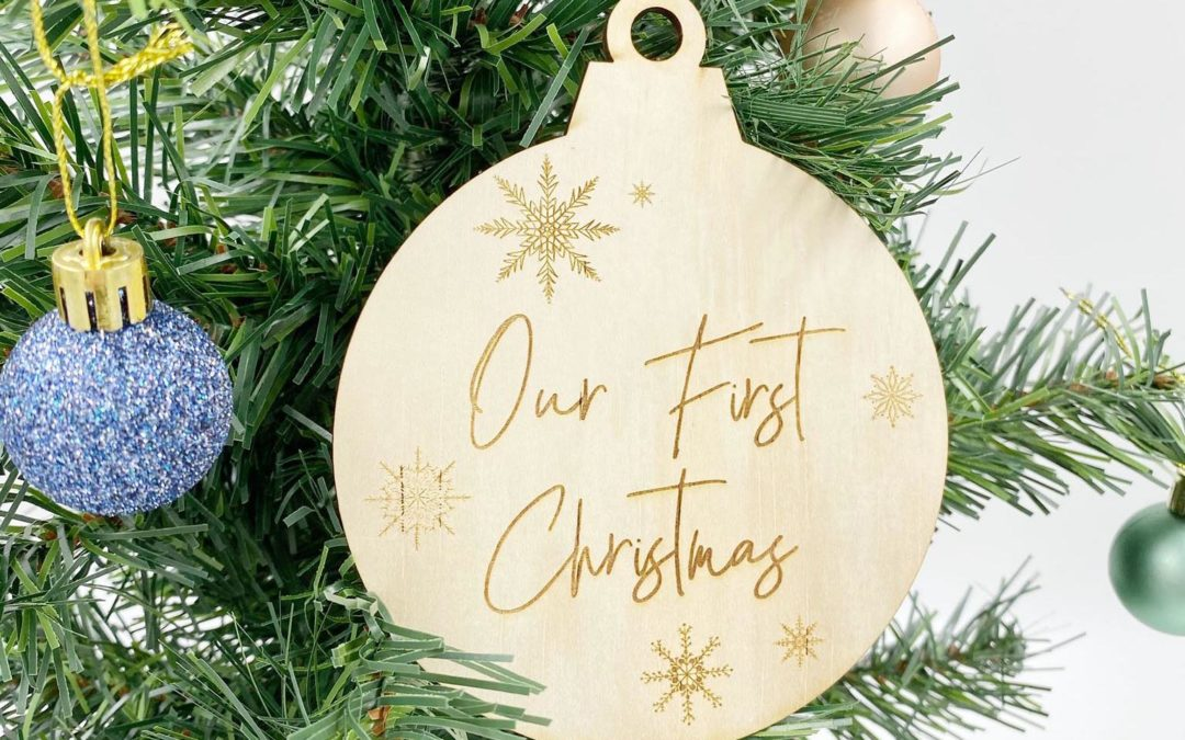 Our First Christmas | Bauble