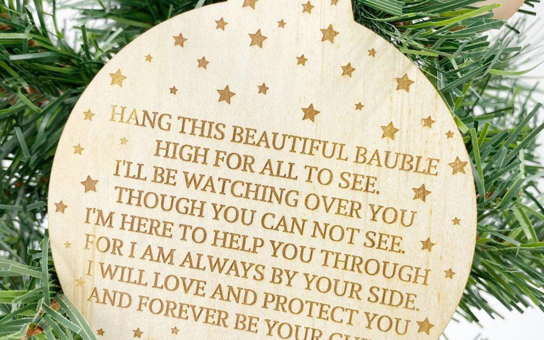 Memorial Christmas | Bauble